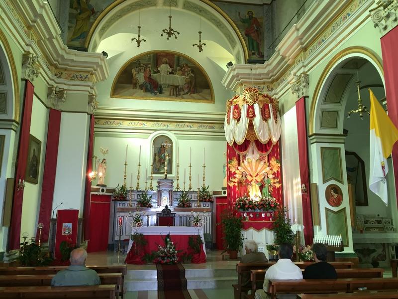 Santi San Cosmo e Damiani