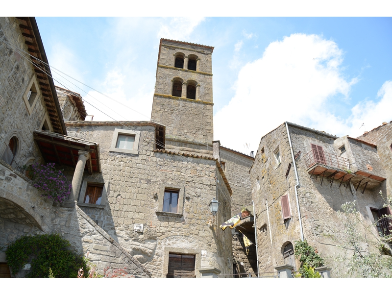 Bomarzo: Borgo