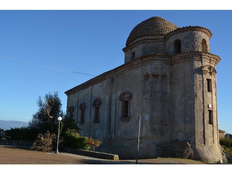 San Gregorio d'Ippona: Chiesa di Santa Ruba