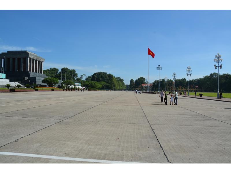 Mausoleo di Ho Chi Min