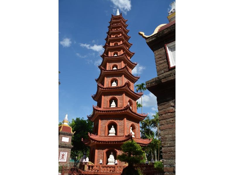 Pagoda Quán Thánh