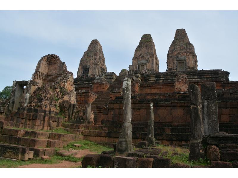 "Angkor: Banteay Srey ""tempio rosa"""