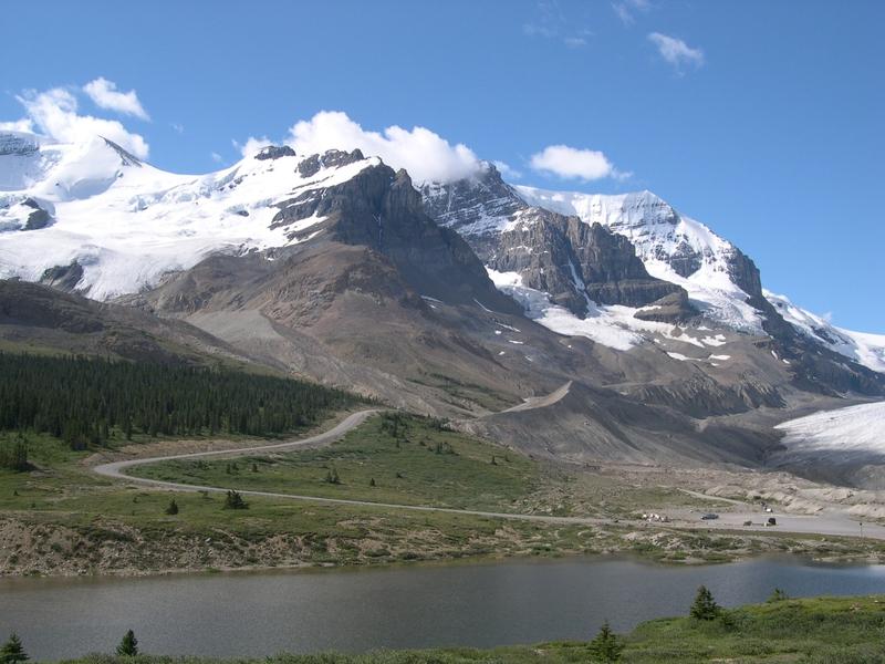 Ghiacciaio Athabasca