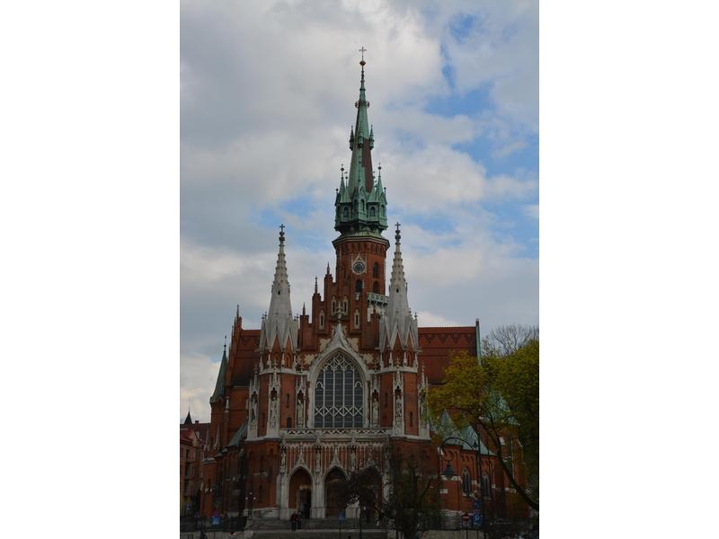 Chiesa neo-gotica di San Giuseppe