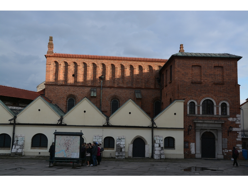La vecchia sinagoga