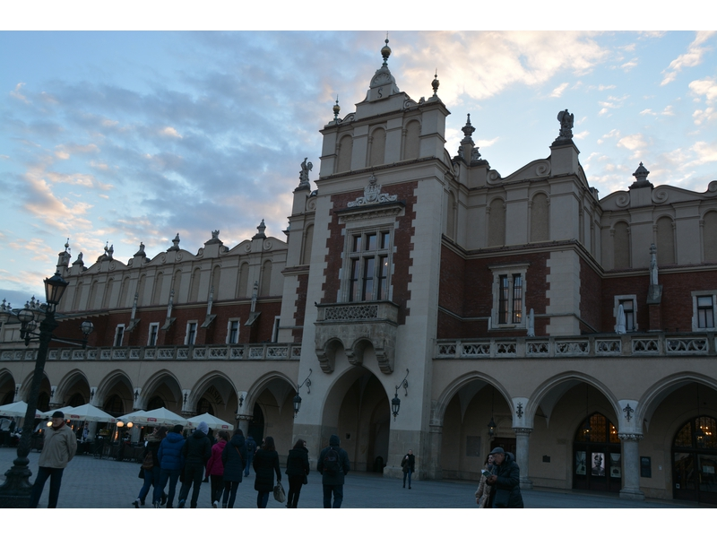 Rynek Główny: piazza mercato