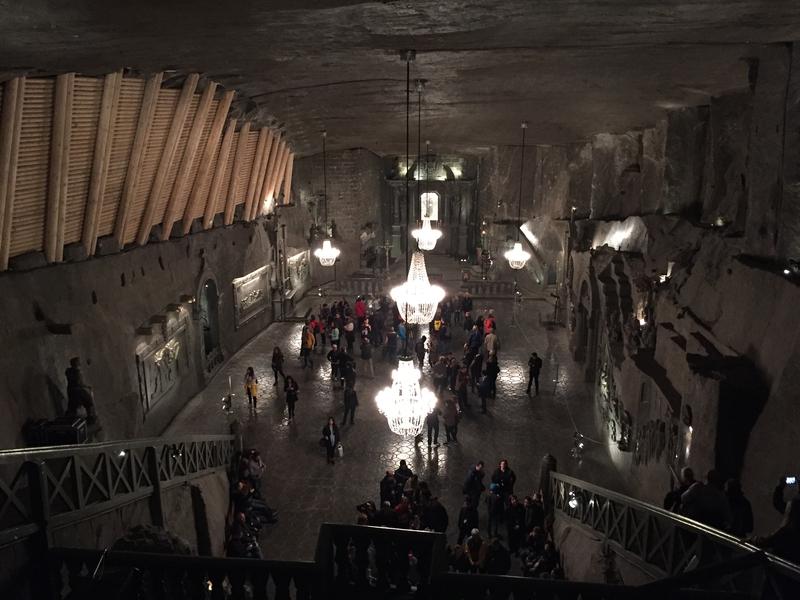La cattedrale di sale