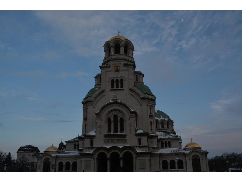 Cattedrale di Aleksandar Nevski
