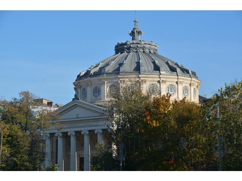 Ateneo romeno: Teatro Nazionale di Bucarest
