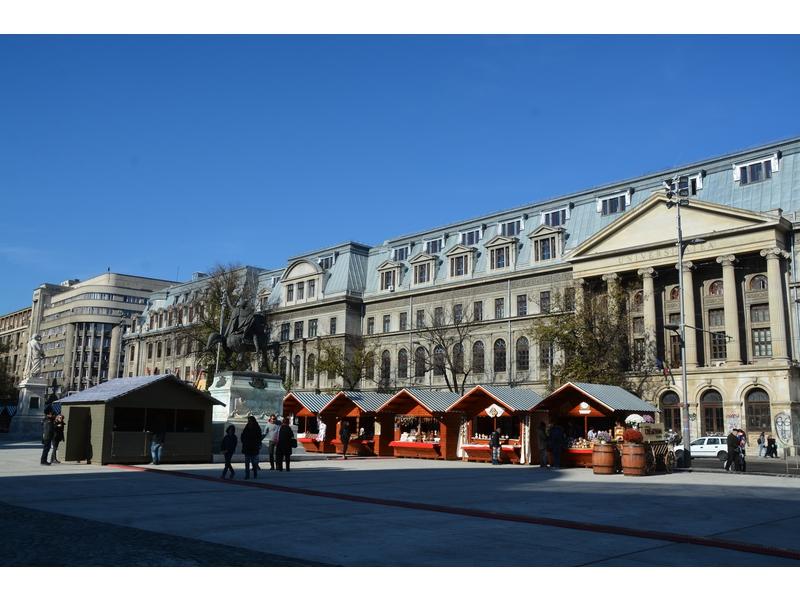 Piazza dell'Univerità