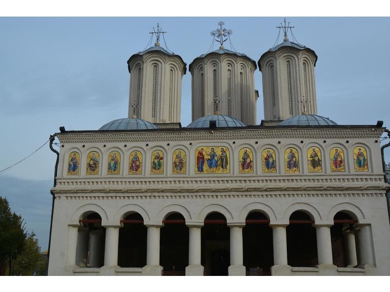 Palazzo del Patriarcato, residenza della massima carica religiosa della Romania