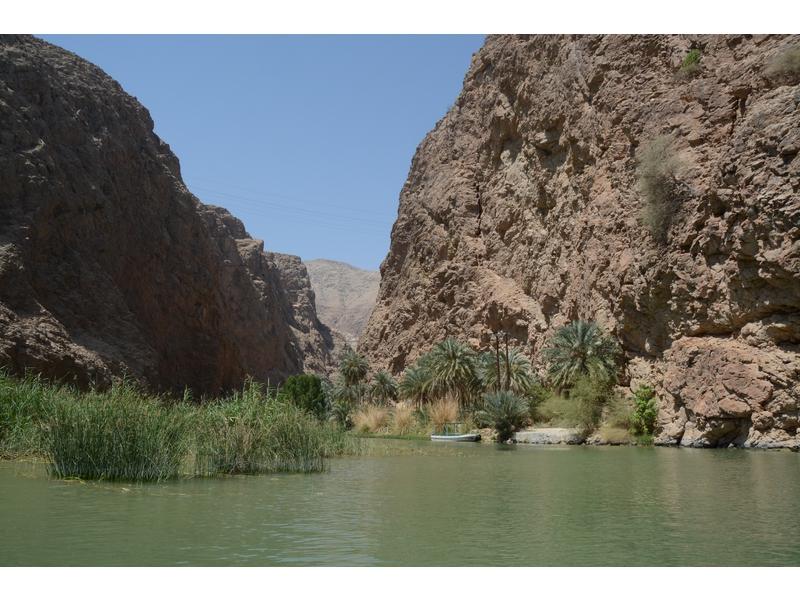 Muscat: Wadi Shab
