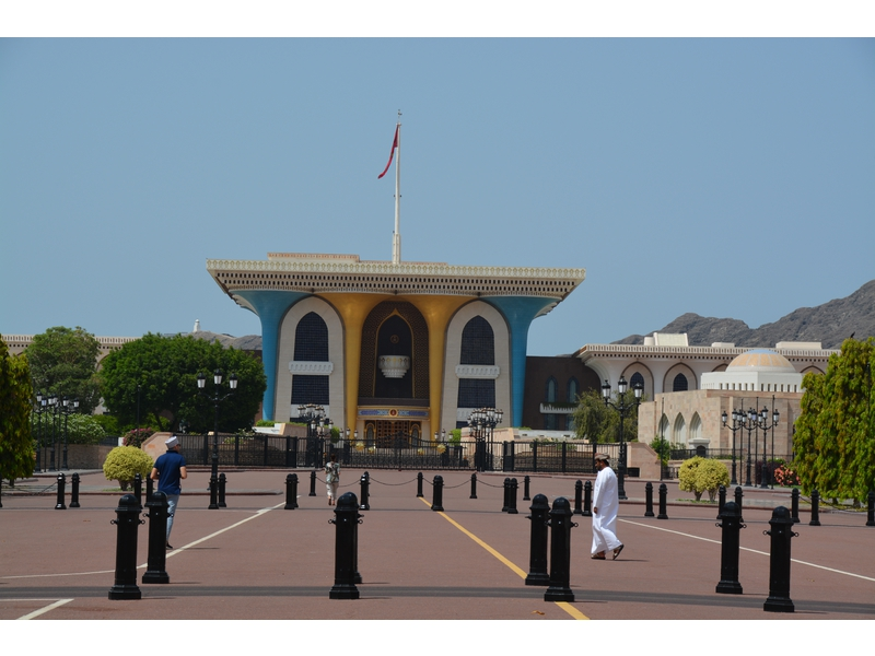 Residenza del sultano