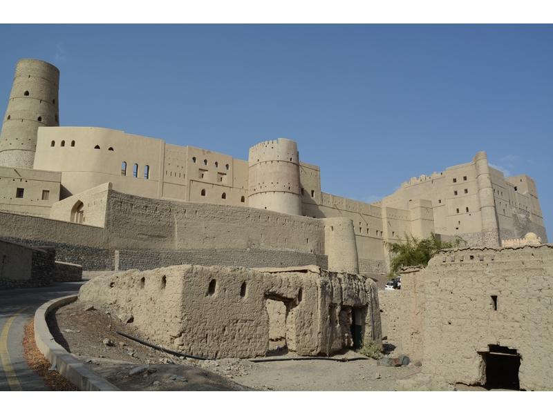 Forte preislamico di Balah