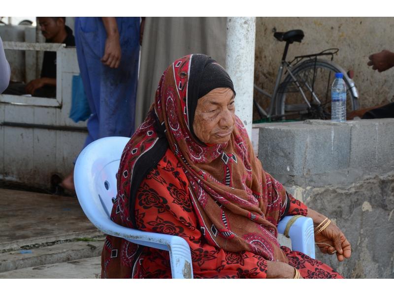 Batinah: villaggio di Barkha, famoso per il mercato del pesce